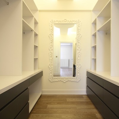 Dressing Couloir Design Sur Mesure